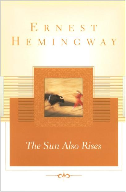 facing the problems in the novel the sun also rises by ernest hemingway In addition, the sun also rises, like most novels of the 1920s, is a response to the author's recent wartime service the key to hemingway, the thing that unlocks the most important doors to his creative life, was a deeper, more personal darkness, his complicated experience of the first world war.